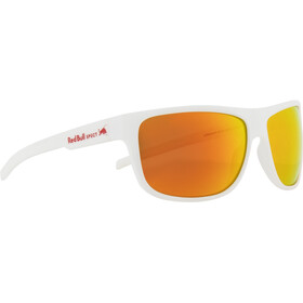 Red Bull SPECT Loom Lunettes de soleil, white/brown-red